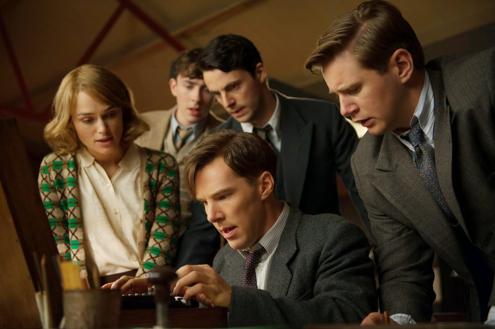 This new preview clip of The Imitation Game, the upcoming biography ...